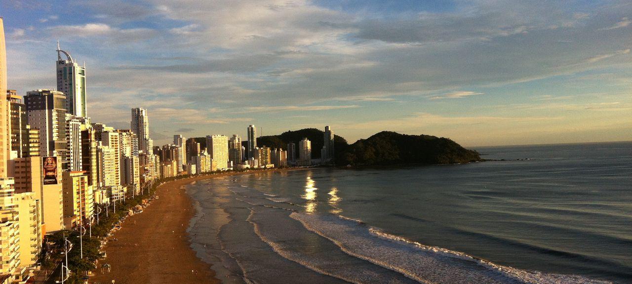 Centro, Balneario Camboriu, Santa Catarina, Brasile
