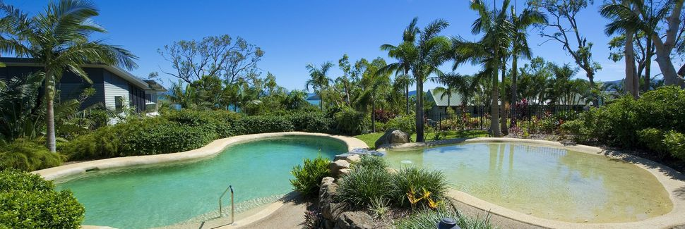 Port d'Airlie, Airlie Beach, Queensland, Australie