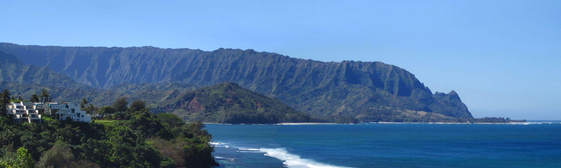 Παραλία Kee, Haena, Χαβάη, Ηνωμένες Πολιτείες