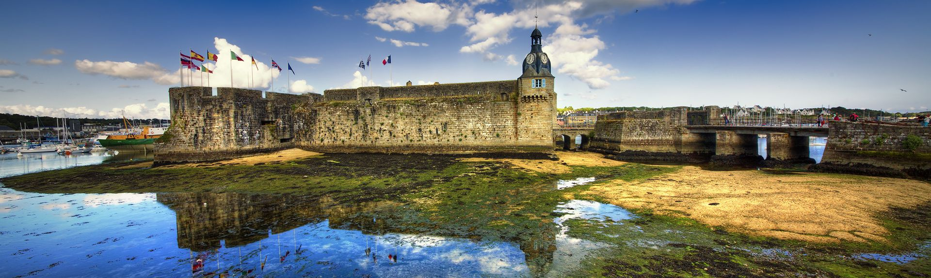 Concarneau, Finistere, France