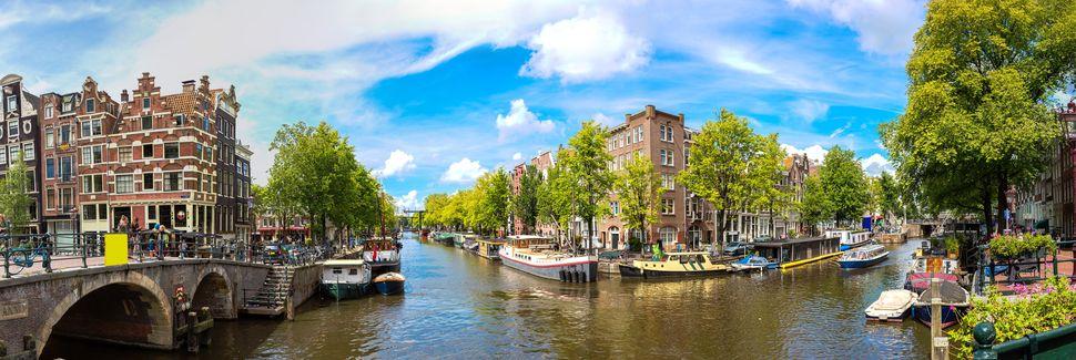 Amsterdam, Olanda Settentrionale, Paesi Bassi