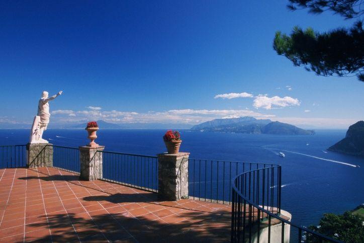 Capri-øya, Capri, Campania, Italia