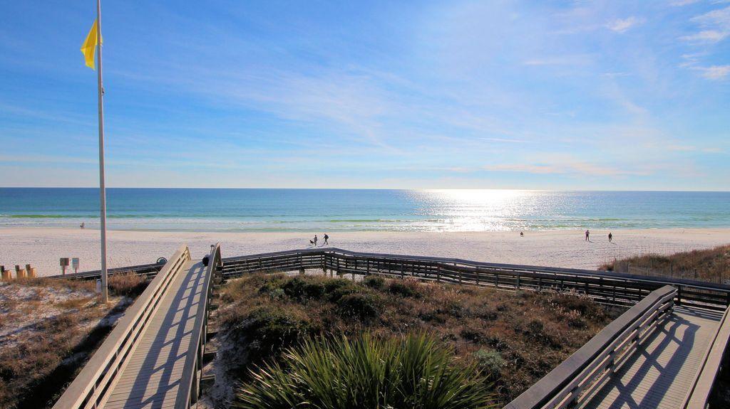 Dune Allen Beach, Santa Rosa Beach, Florida, Vereinigte Staaten