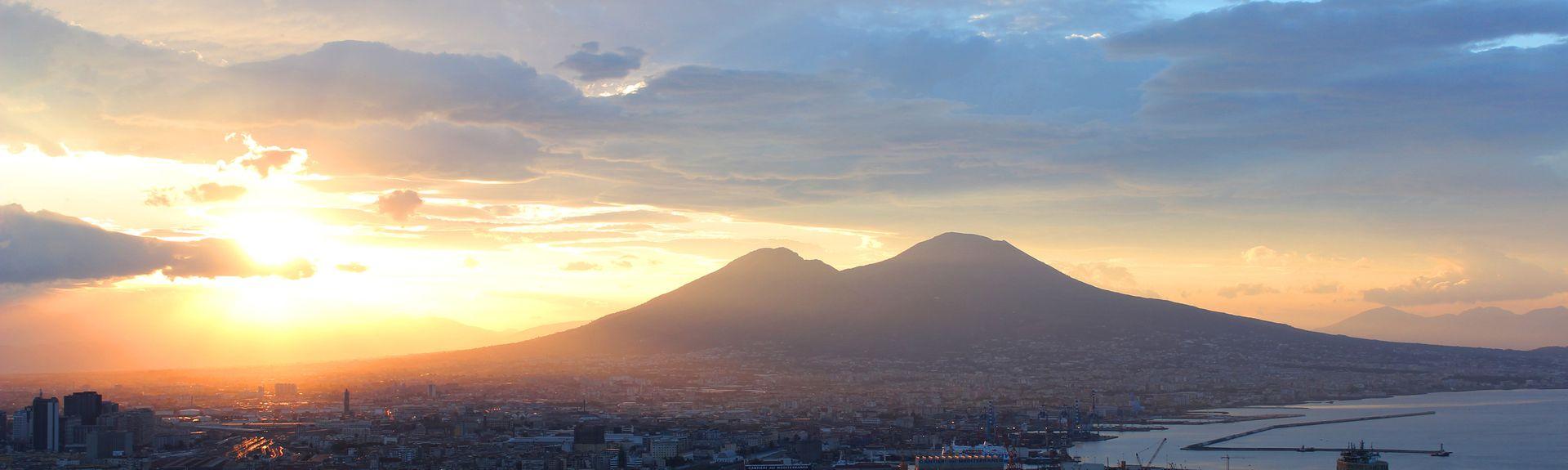 Chiaia, Naples, Campânia, Itália