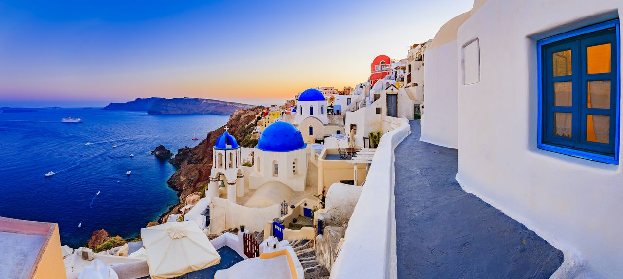Oia, Aegean, Greece