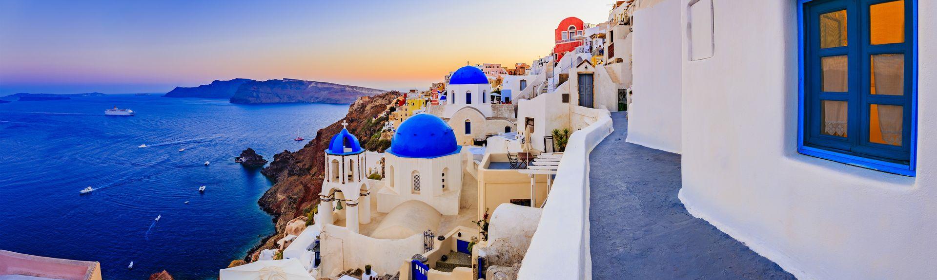 Oia, Egeanmeren saaret, Kreikka