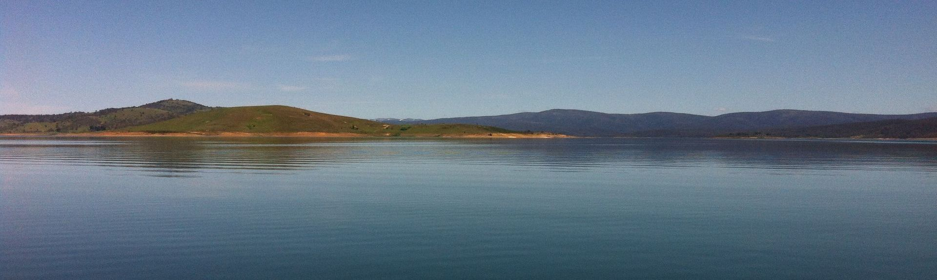 Lake Eucumbene Mt Selwyn, New South Wales, Australia