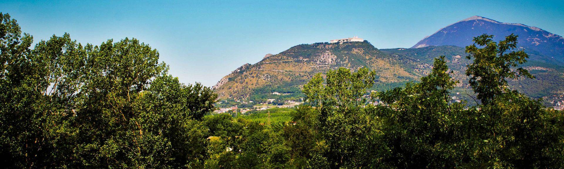 Sant'Andrea del Garigliano, Frosinone, Lazio, Italy