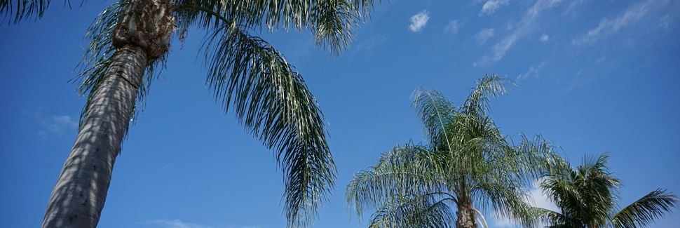 Caloosahatchee, Cape Coral, Florida, Vereinigte Staaten