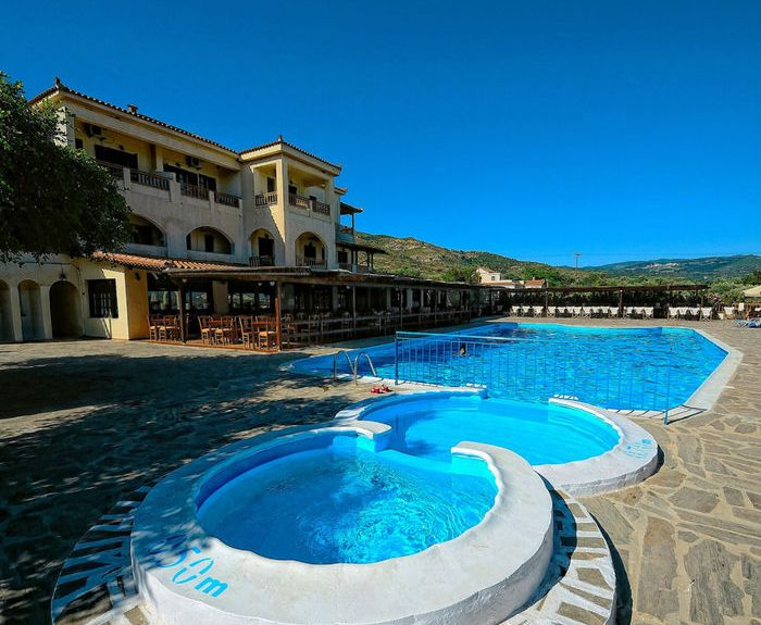 Samos, Egeanmeren saaret, Kreikka