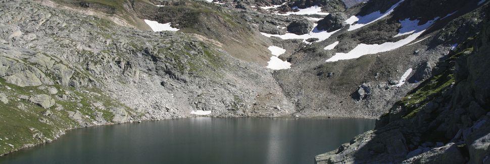 Paso de Simplon, Simplon, Cantón del Valais, Suiza