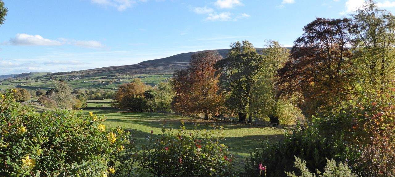 Reeth, Richmond, North Yorkshire, UK