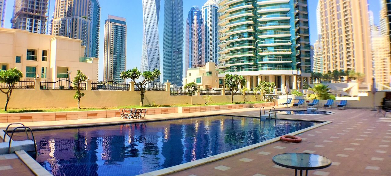 Jumeirah Beach Residence - Dubai - United Arab Emirates