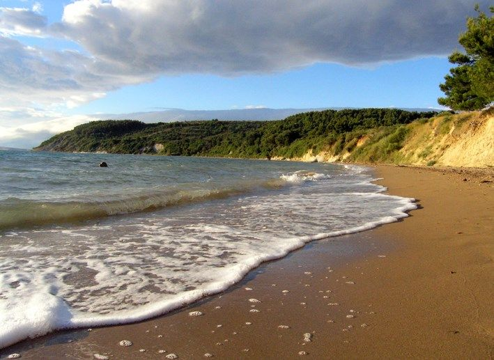 Praia de Nin, Nin, Zadar - Norte de Dalmatia, Croácia