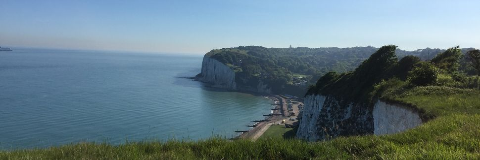 Saint Margaret's At Cliffe, Kent, UK
