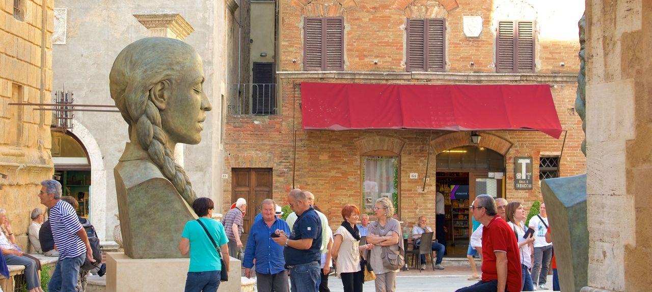 Pienza SI, Italy