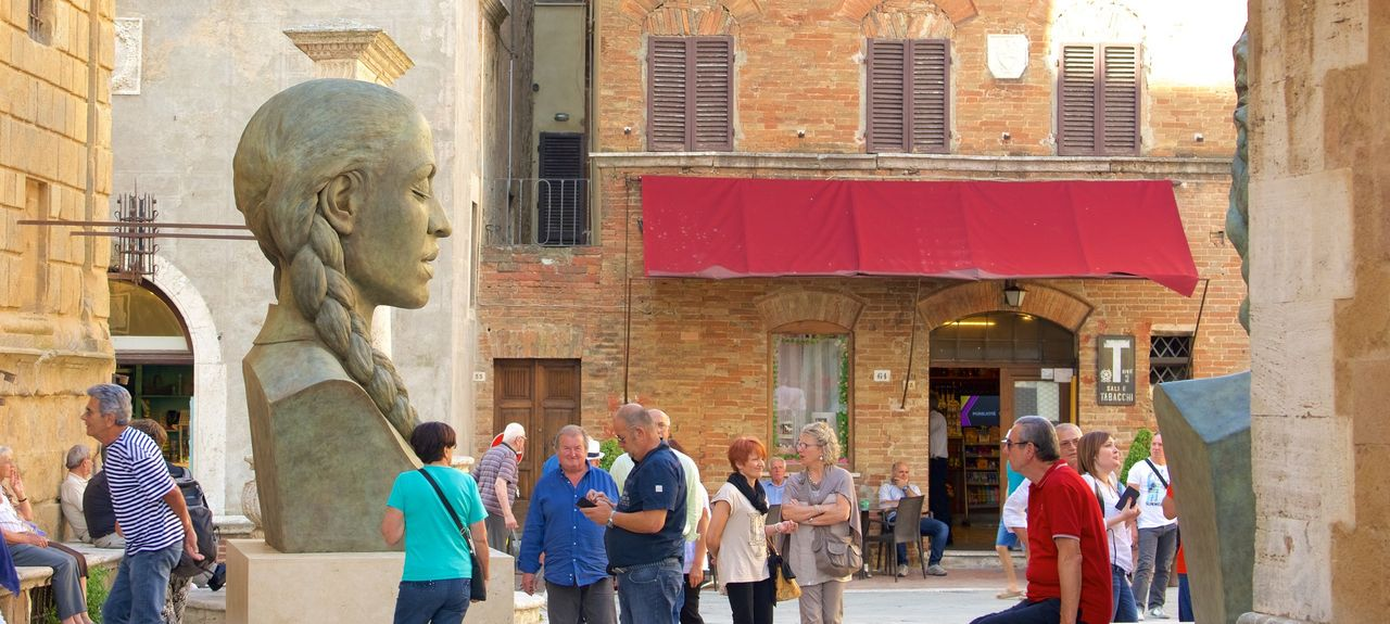 Pienza, Siena, Italy