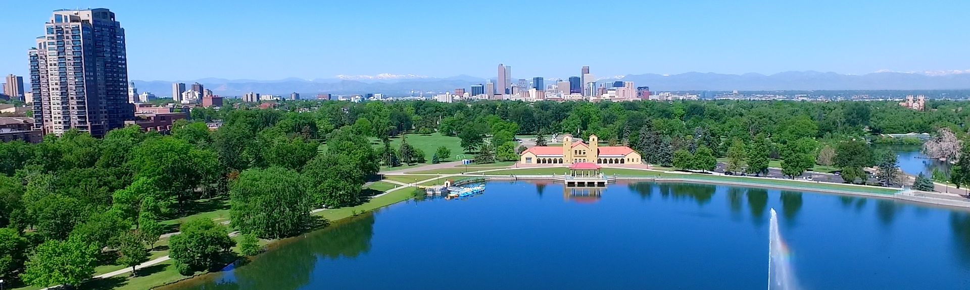 City Park West, Denver, CO, USA