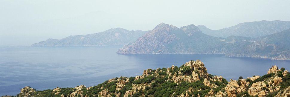 Piana, Korsika, Ranska