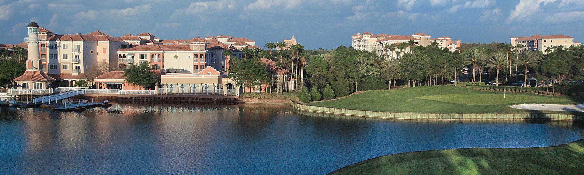 Marriotts Grande Vista (Williamsburg, Florida, USA)