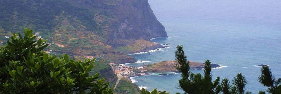 Praia dos Reis Magos, Região Autónoma da Madeira, Portugal