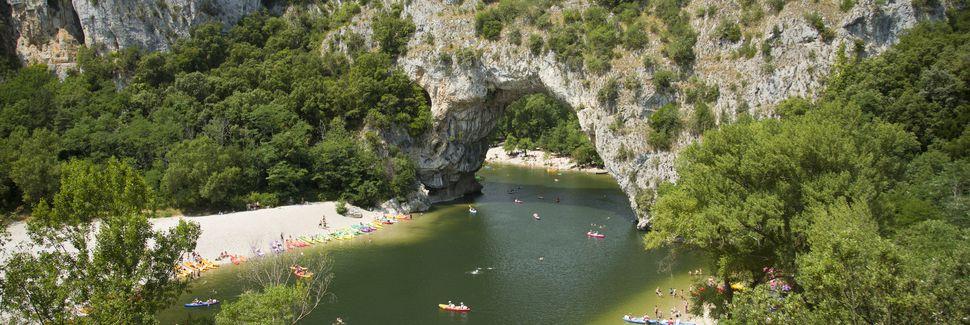 Vallon-Pont-d'Arc, France