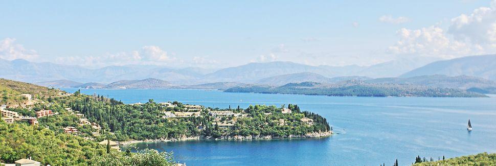 Ciudad de Corfú, Peloponeso, Grecia