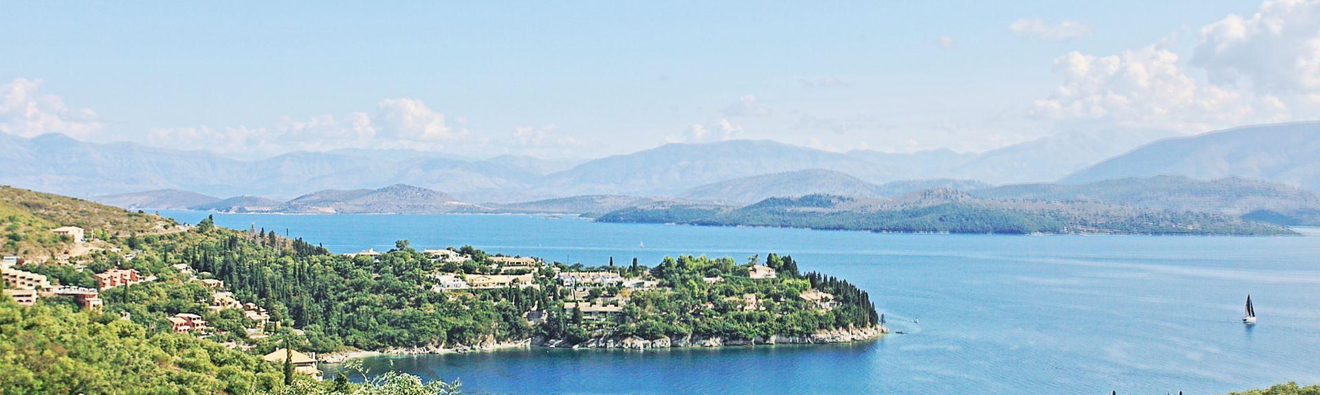 Corfu Town, Corfu, Ionian Islands Region, Greece