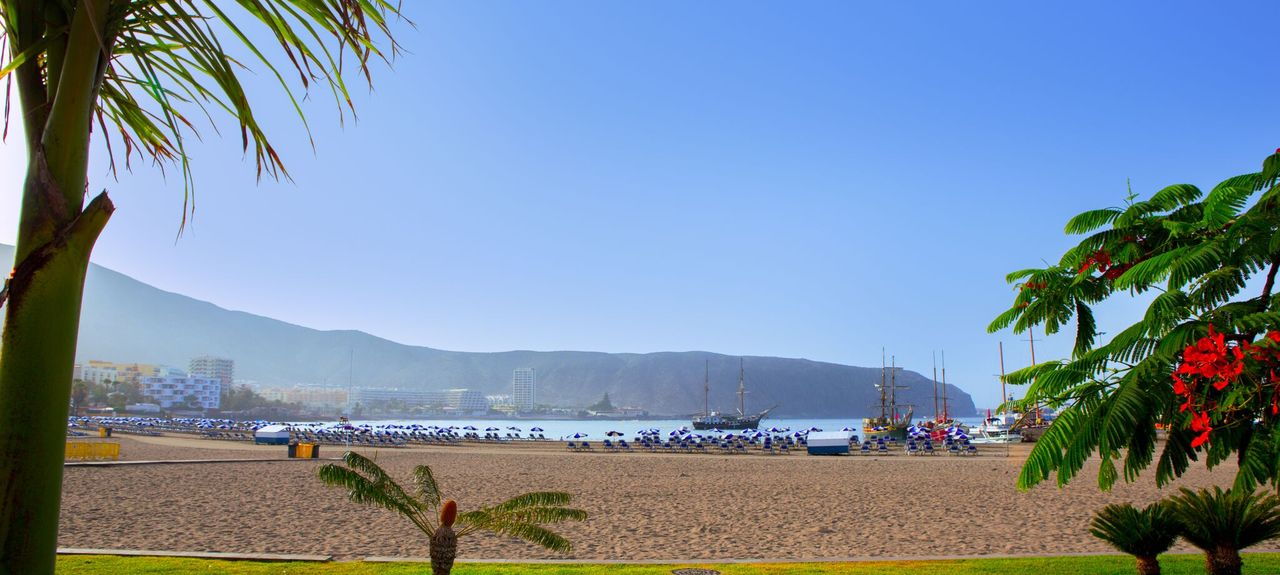 Los Cristianos, Canary Islands, Spain