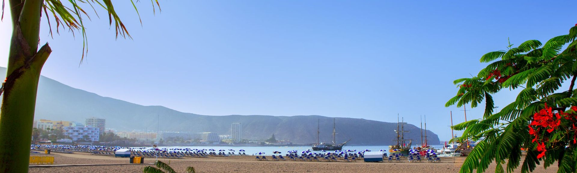 Los Cristianos, Arona, Canary Islands, Spain