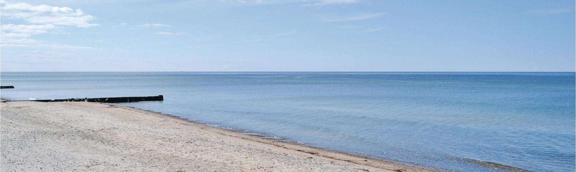 Smidstrup strand, Gilleleje, Danmark