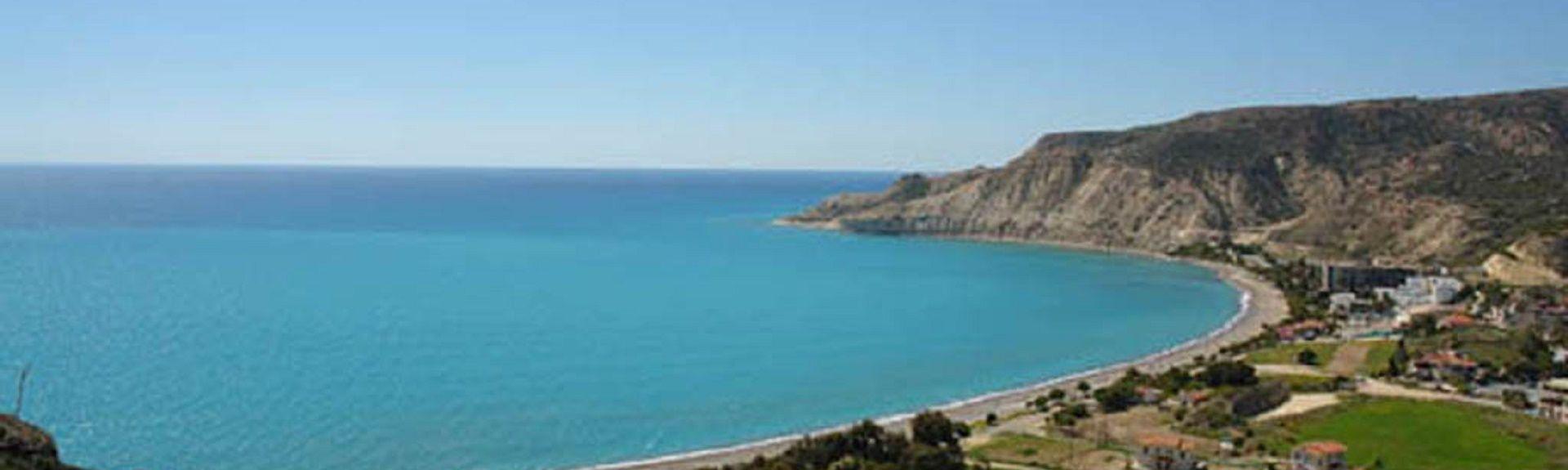 Θαλάσσιο Πάρκο Αναψυχής Αφροδίτη της Πάφου, Γεροσκήπου, Κύπρος