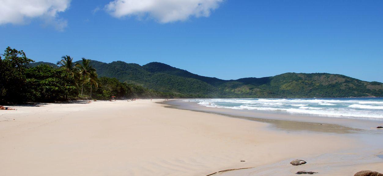 Ilha Grande, Sudeste (región), Brasil