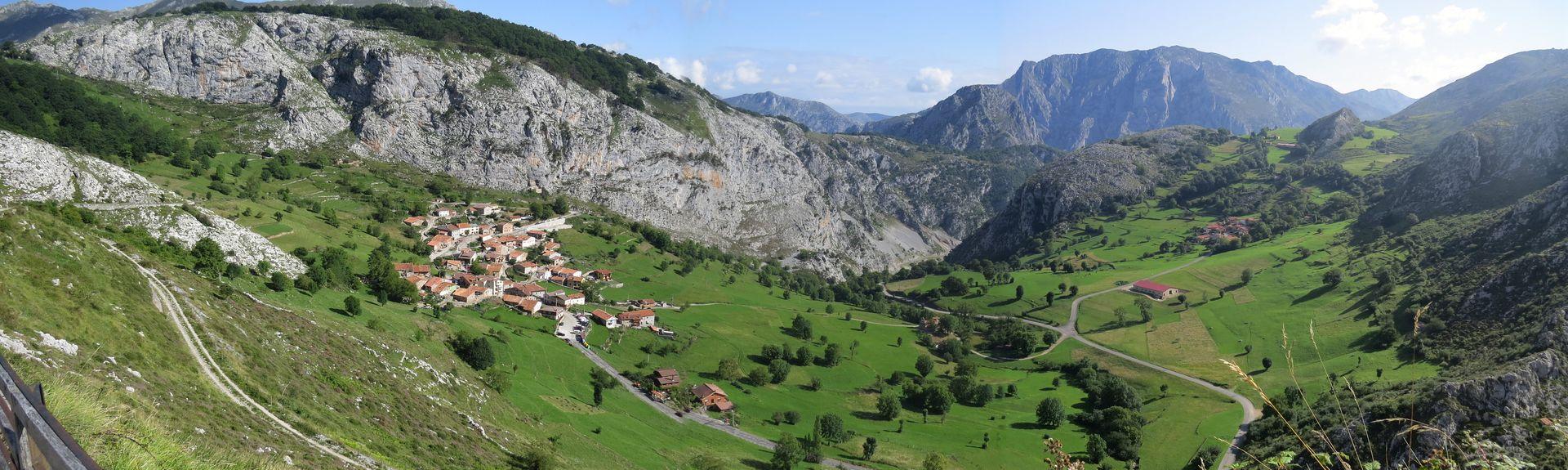Cabezón de Liébana, Cantabria, Spain