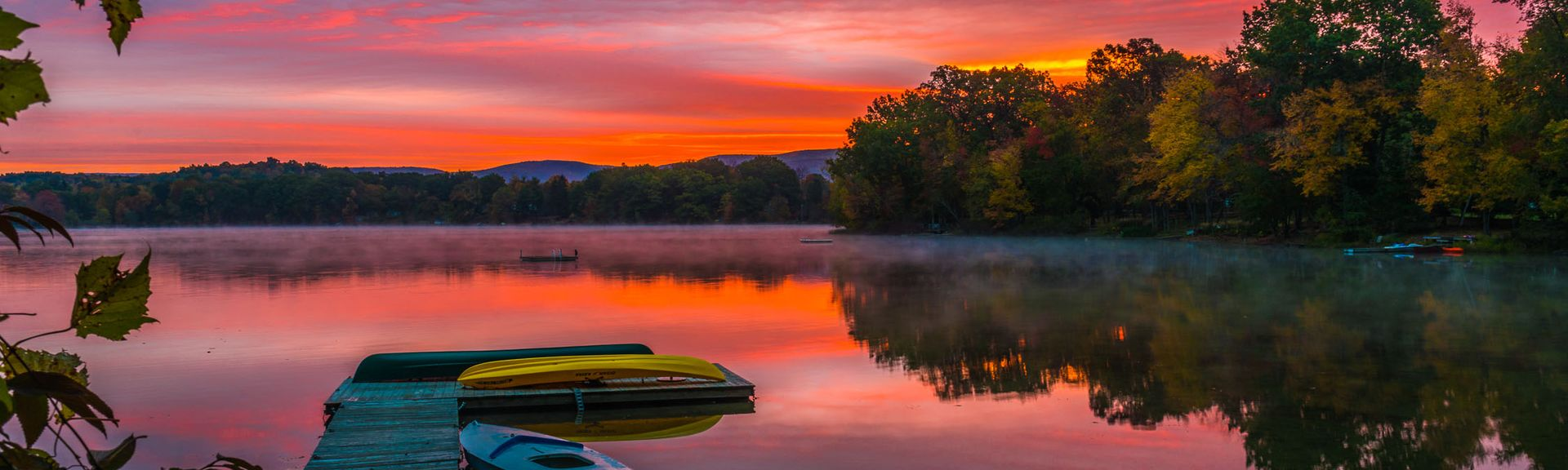Copake Lake, Copake, Craryville, New York, United States of America