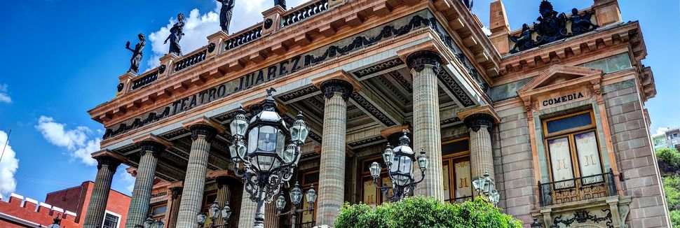 Zona Centro, Guanajuato, Guanajuato, México