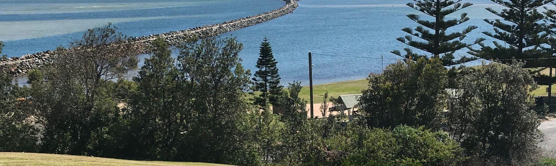 Parc Queen Elizabeth, Taree, Nouvelle-Galles-du-Sud, Australie