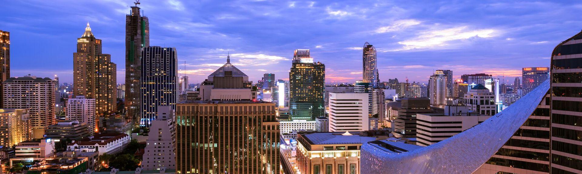 Bangkok, Bangkok (province), Thailand