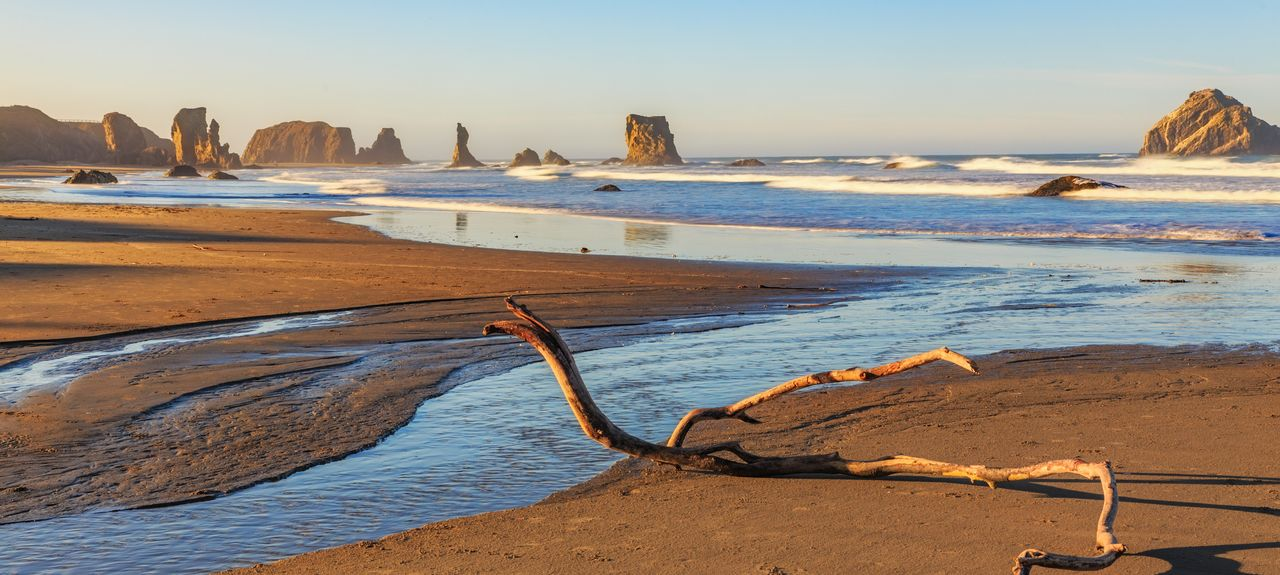 Bandon Beach, Bandon, Oregon, United States