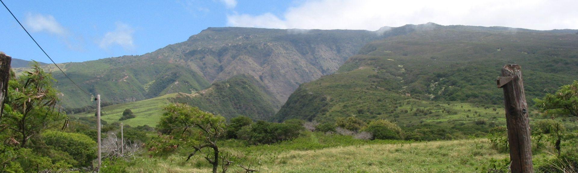 Haleakalā National Park, Kula, HI, USA
