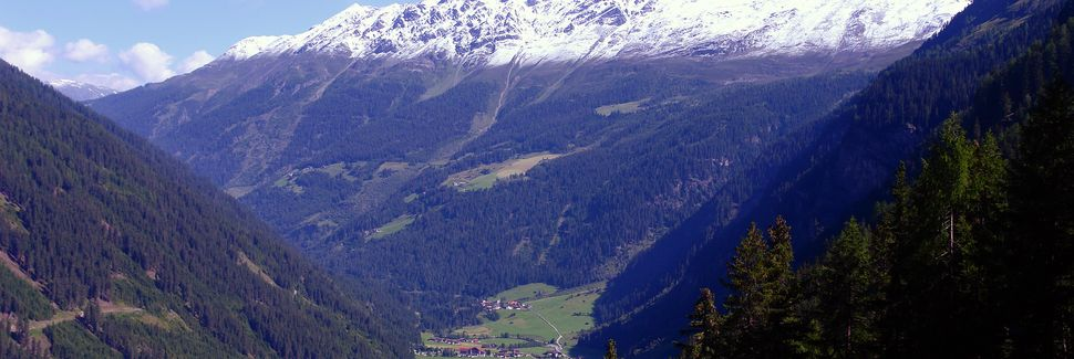 Serfauser Sauser, Serfaus, Tirolo, Austria