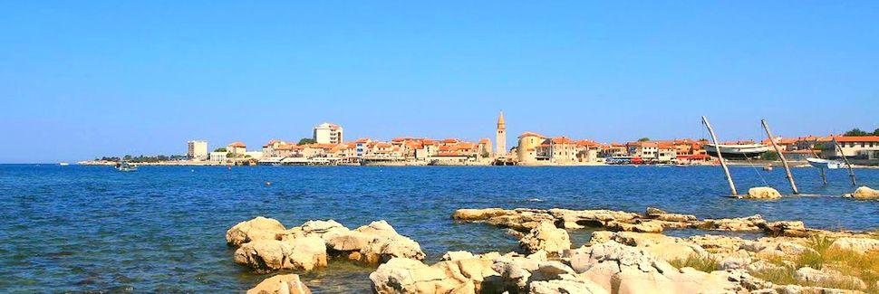 Labinci, Istria, Kroatia
