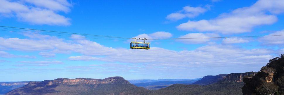 Blaxland Station, New South Wales, Australia