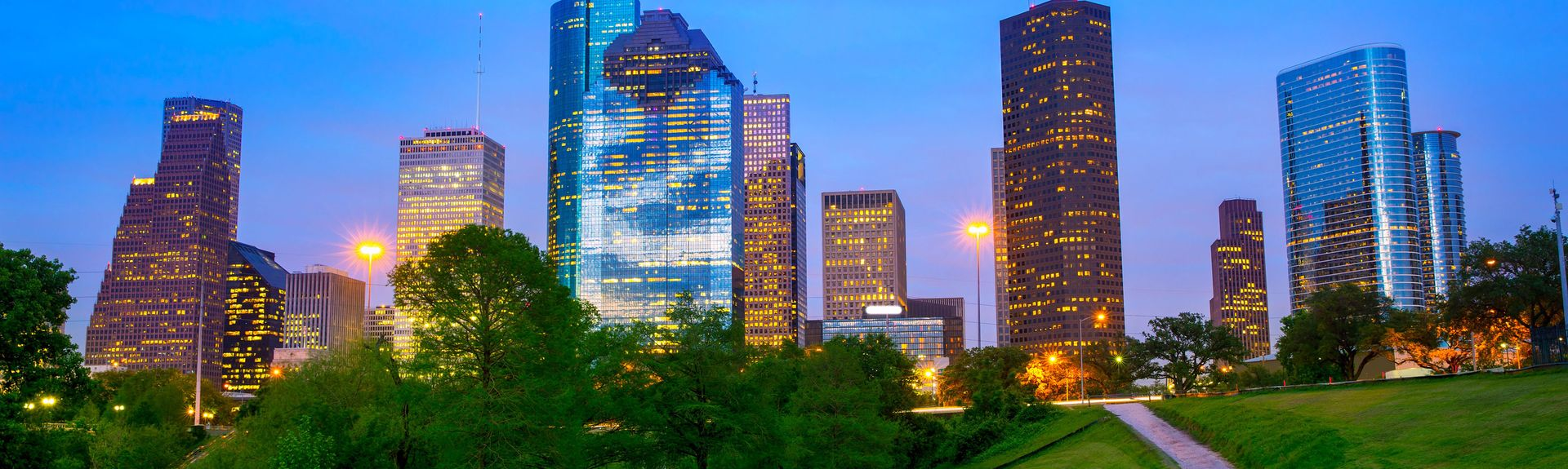 Downtown Houston, Houston, Texas, United States of America