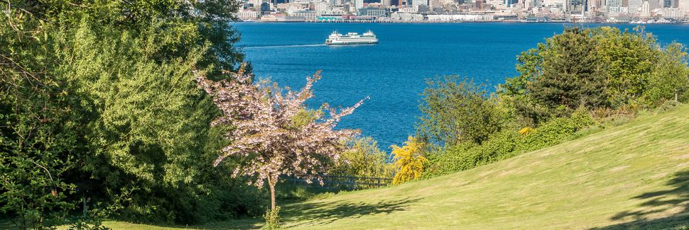 Distrito financeiro central de Seattle, Seattle, Washington, Estados Unidos