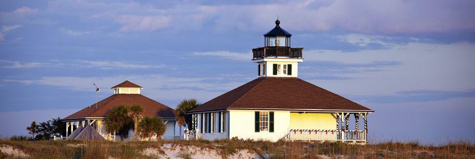 Little Gasparilla Island, FL, USA