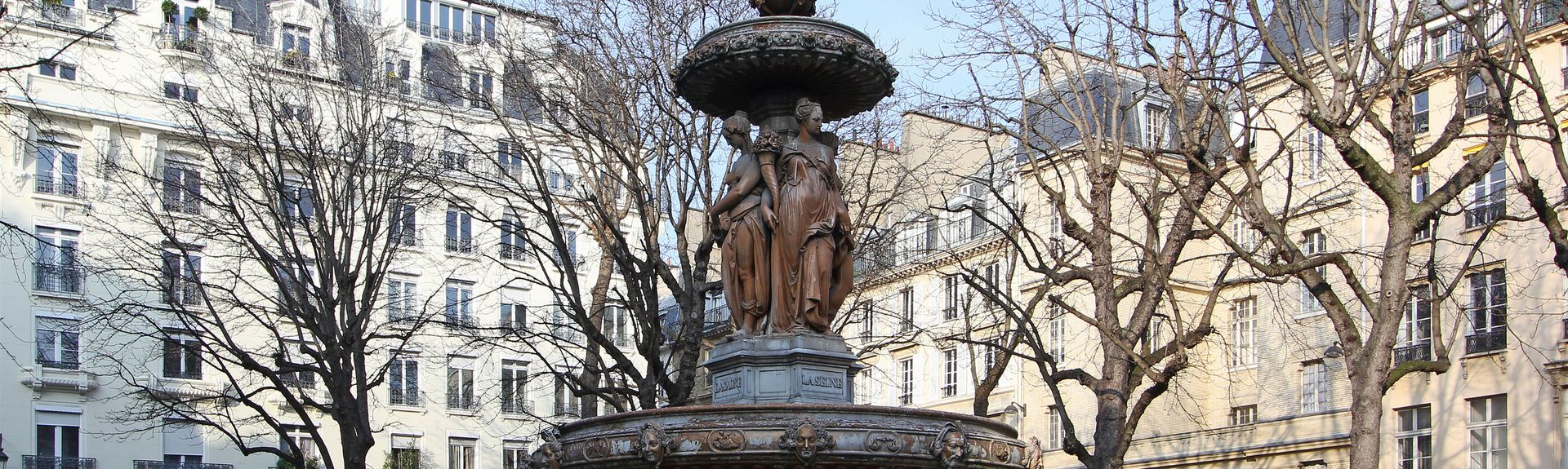 Monceau, Paris, France