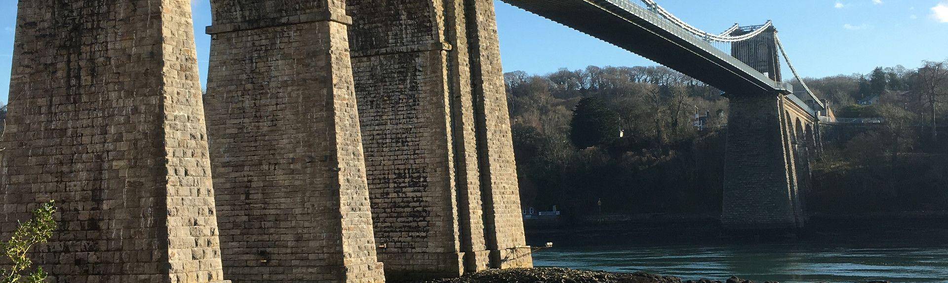Roman Bridge Station, Dolwyddelan, Wales, United Kingdom