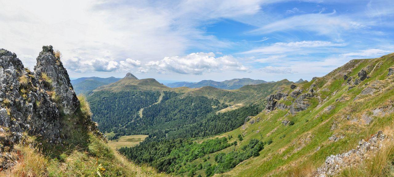 Murat, Cantal, France