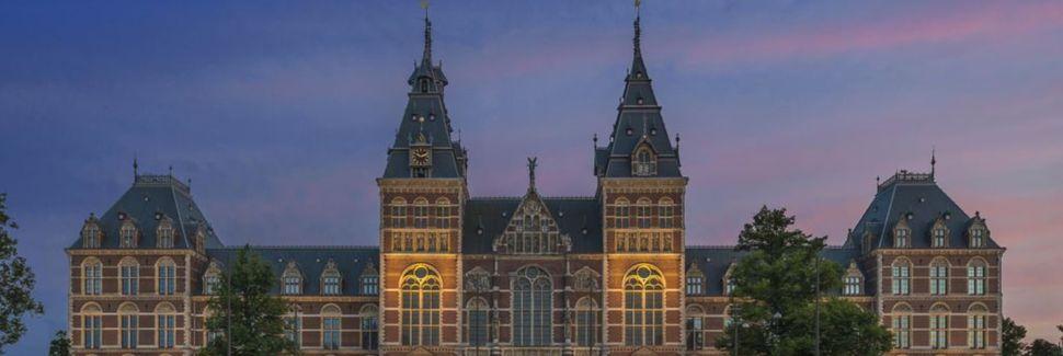 Centrum Amsterdamu, Amsterdam, Holandia Północna, Holandia